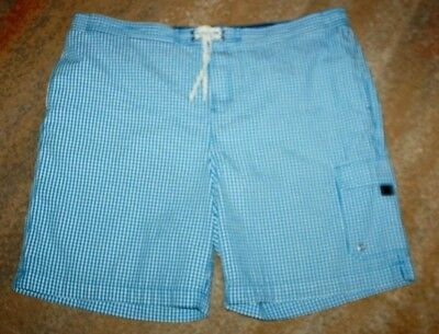 57ac90708b Lands' End Men's Size XXL 2XL 44-46 Swim Trunks Board Shorts Lined -