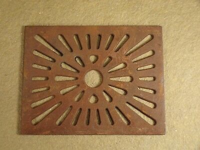 1900 Detroit Stove Works Cast Iron Jewel Jr Range Salesman Sample Grate Part