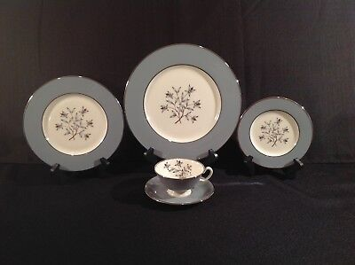 Lenox Kingsley One (1) Five (5) Piece Place Setting USA X-445 Others Available