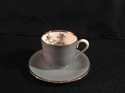 Lenox Kingsley One (1) Demitasse Cup and Saucer Set USA X-445 More Available