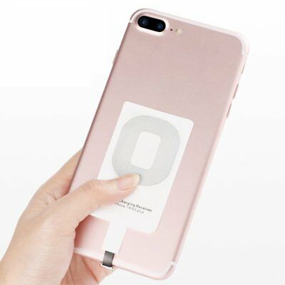 Qi Wireless Charging Receiver Card Charger Module Mat for iPhone 6S Android CU