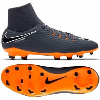 88424277f01 NEW Nike Hypervenom Phantom 3 Academy DF FG Men s Soccer Shoes Cleats  AH7268 081
