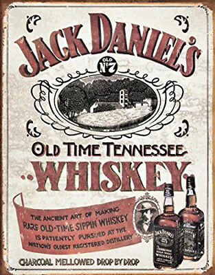 stickers autocollant Jack Daniel's Old Time Tennessee Whiskey