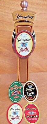 """Yuengling Brewing Interchangeable Tap Handle NEW & Free Shipping 12"""" Tall Beauty"""