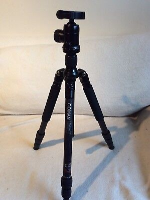 Coman Carbon Fibre Tripod TM226C Excellent Condition