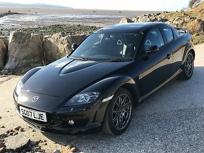 PRODRIVE LIMITED EDITION MAZDA RX8 PZ (2007) relisted due to timewaster