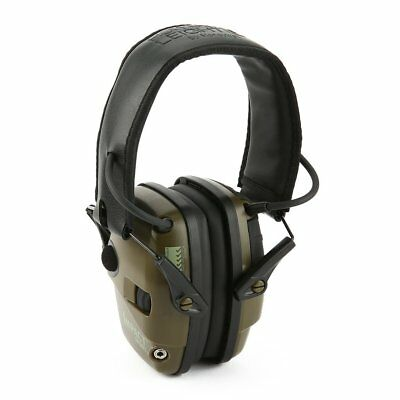 Electronic Ear Defenders Howard Leight Impact Shooting Earmuffs Protection RTJP