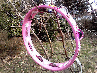 Tambourine (One-off) - ideal for a Summer Festival!