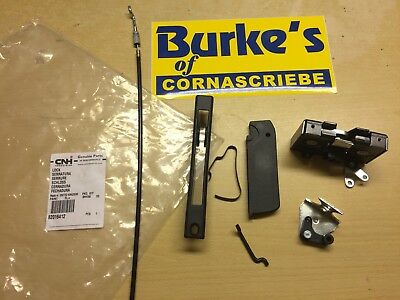New Holland Case GENUINE Door Lock Assembly LHS  MXM JX JXU Tractors 82016412