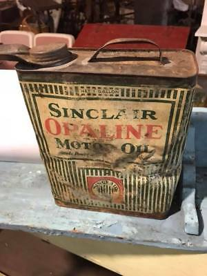 Sinclair Oil Can 1 Gallon