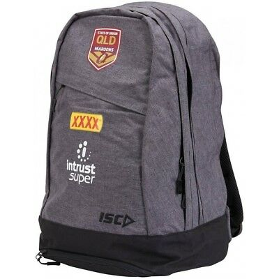 Queensland Maroons 2018 ISC State Of Origin Players Pro Backpack Bag