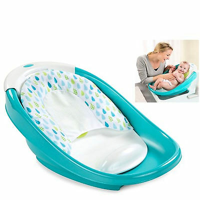 Bath Baby Pad Seat Newborn Safety Support Mat Easy Bathing Child Towelling