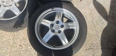 """Mitsubishi Magna TL VRX 17"""" Alloy Wheels with tyres"""