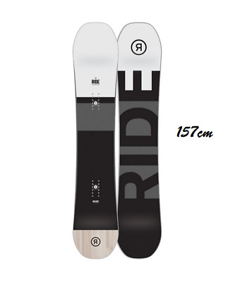 Ride Manic Mens 2019 Snowboard