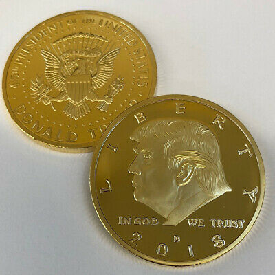 2018 Donald Trump Inaugural Commemorative Coin Again 45th President President