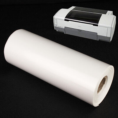 0.3x10 Blank Printing Film Water Transfer Hydrographic Print Film Inkjet Printer