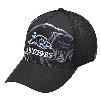 Penrith Panthers NRL 2018 Classic Adult Mesh Baseball Cap/Hat! W18