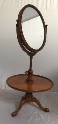 Beautiful Antique Dressing/Shaving Mirror  c1830 - 1850