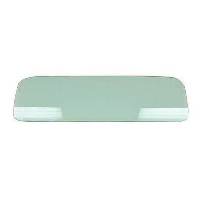 60 - 66 Chevy Pickup Truck Rear Window Glass - Small / Green Tinted