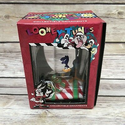 1996 Matrix Warner Bros Looney Tunes Road Runner Dynamite Ornament