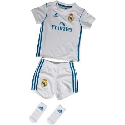 c582b95c8 Real Madrid Baby Kit Adidas 2017-2018 Champions league Winners Official  Adidas