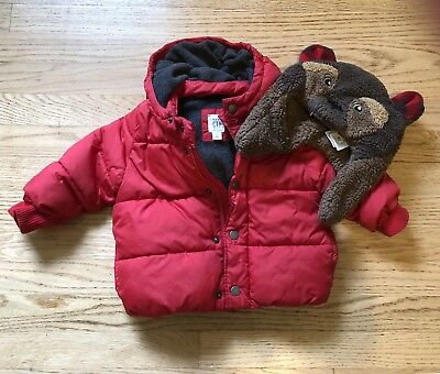 Baby Gap Winter Jackst Toddler Boy 2T