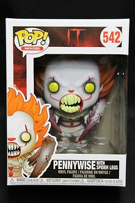 Funko Pop Horror Movies Pennywise Vinyl Action Figure