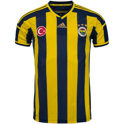 Fenerbahce Istanbul Adidas Home Jersey Süper Lig Jersey fuußball H78977 NEW