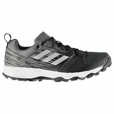 adidas Galaxy Trail Running Shoes Mens Gents Runners Laces Fastened Ventilated