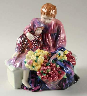 Royal Doulton FLOWER SELLER'S CHILDREN HN1342 Figurine