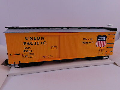 Bachmann Spur G 93301. Union Pacific Boxcar 95764 in OVP.