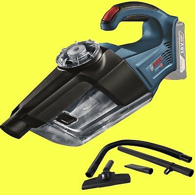 Bosch Handheld Vacuum Cleaner Gas 18V-1 Solo + Accessories