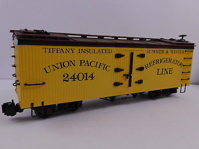 Bachmann G 93225. Union Pacific Reefer  24014 in OVP.