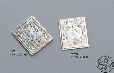 Unknown Silver Ag999 Russian tokens / coins / badges ?