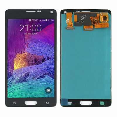 For Samsung Galaxy Note 4 N910 Assembly LCD Touch Screen Digitizer Display Black