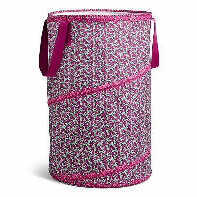 Vera Bradley Pop Up Laundry Bag In Ditsy Dot