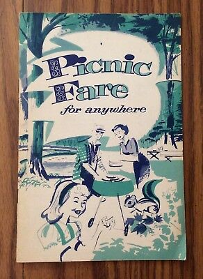 """""""Picnic Fare for Anywhere"""" by National Dairy Council (1959)"""