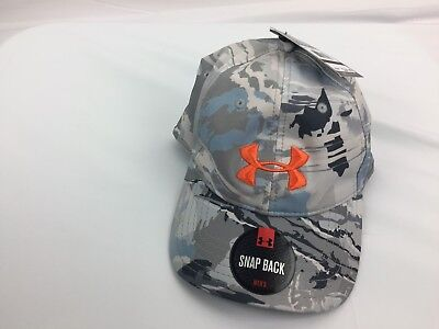 0ad69c5d671 Under Armour UA CoolSwitch ArmourVent™ 2.0 Ridge Reaper® Hydro Stretch Fit  Cap