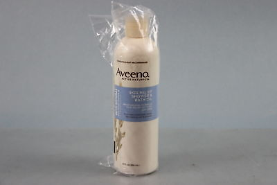 Aveeno Skin Relief Shower & Bath Oil 10 oz, For Sensitive Skin