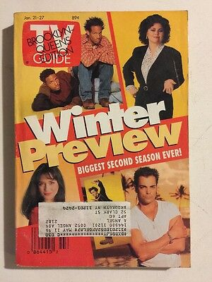 Tv Guide January 21, 1995 Winter Preview