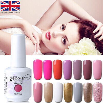 GEL LAB 15ML UV LED Gel Polish Base Top Coat Manicure Varnish Lacquer UK STOCK