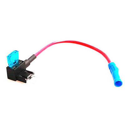 Add-A-Circuit Fuse TAP Adapter Mini ATM APM Blade Fuse Holder For Car 12V Sales