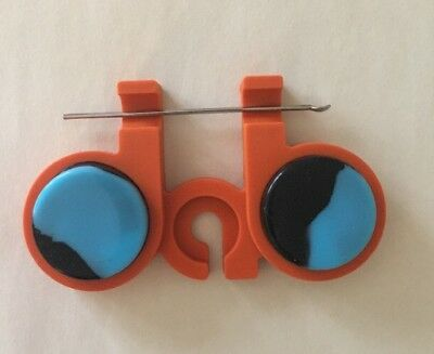Silicone Dab Stand With Tool