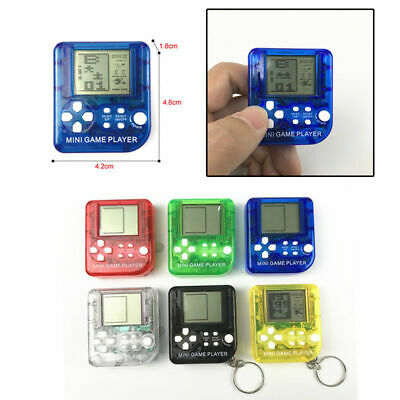 MINI CLASSIC TETRIS Handheld Game Console Built-in 26 Games Electronic Toy  Gift