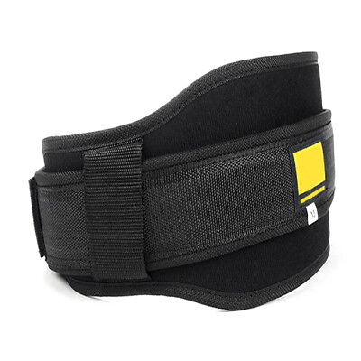 Super! Neoprene WeightLifting Sanda Protection belt Gym Fitness Training Belt