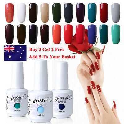 GEL LAB Soak Off Gel Polish Base Top Coat Manicure Varnish Lacquer