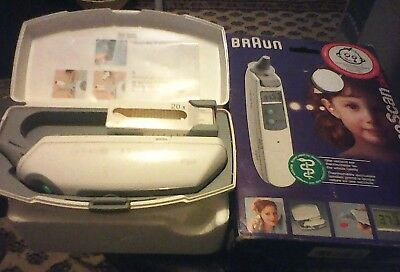 Braun ThermoScan Plus IRT3520 Baby/Adult Professional Digital Ear Thermometer