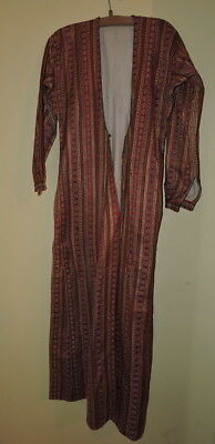 Old Antique Traditional Ottoman Turkish Women Dress