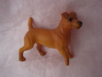 Breyer~Tan Jack Russell Terrier~Companion Animal Dog~Classic Vet Care #61039