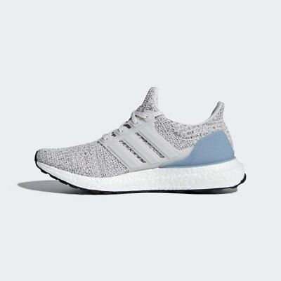 more photos 188ea 3ab28 WOMEN'S ADIDAS ULTRABOOST 4.0 Grey/Off White-Trace Purple BB6153